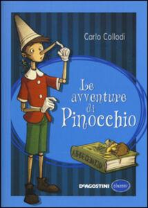 Foto Cover di Le avventure di Pinocchio, Libro di Carlo Collodi, edito da De Agostini