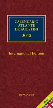 Calendario atlante 2015. International edition