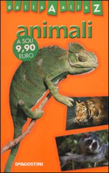 Vitalitart.it Animali. Dalla A alla Z Image