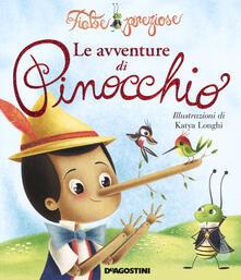 Letterarioprimopiano.it Le avventure di Pinocchio. Ediz. illustrata Image