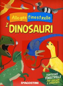Winniearcher.com I dinosauri. Allegre finestrelle Image