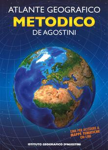 Listadelpopolo.it Atlante geografico metodico 2015-2016. Con aggiornamento online Image