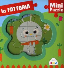 Winniearcher.com La fattoria. Mini puzzle. Ediz. illustrata Image