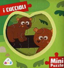 Daddyswing.es I cuccioli. Mini puzzle. Ediz. illustrata Image