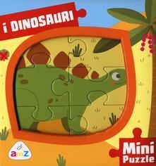 Antondemarirreguera.es I dinosauri. Mini puzzle. Ediz. illustrata Image