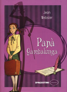 Papà Gambalunga - Jean Webster - copertina