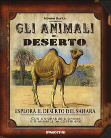 Charun.it Gli animali del deserto. Esplora il deserto del Sahara Image