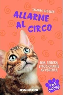 Allarme al circo. S.O.S. cuccioli - Tatjana Gessler - copertina