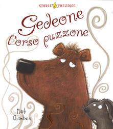 Antondemarirreguera.es Gedeone l'orso puzzone. Ediz. illustrata Image