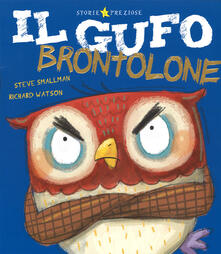 Equilibrifestival.it Il gufo brontolone Image