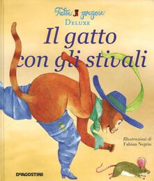 Ristorantezintonio.it Il gatto con gli stivali. Ediz. illustrata Image