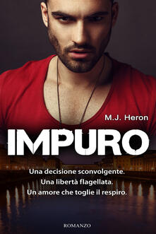 Impuro - M. J. Heron - copertina