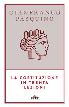 Equilibrifestival.it La Costituzione in trenta lezioni. Con e-book Image