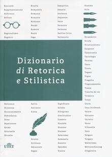 Promoartpalermo.it Dizionario di retorica e stilistica Image