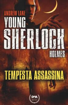 Promoartpalermo.it Tempesta assassina. Young Sherlock Holmes Image