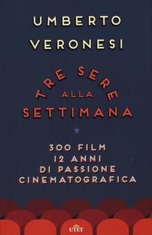 Capturtokyoedition.it Tre sere alla settimana. 300 film, 12 anni di passione cinematografica. Con e-book Image