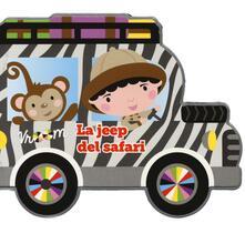 Winniearcher.com La jeep del safari. Vroom Image