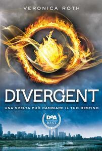 Divergent - Veronica Roth - copertina