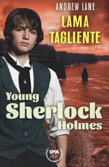 Squillogame.it Lama tagliente. Young Sherlock Holmes Image