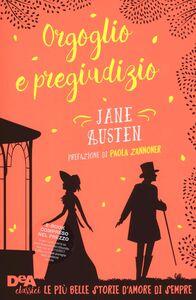 Libro Orgoglio e pregiudizio. Con e-book Jane Austen