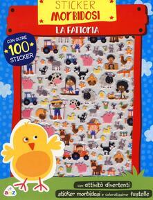 Writersfactory.it La fattoria. Con adesivi Image