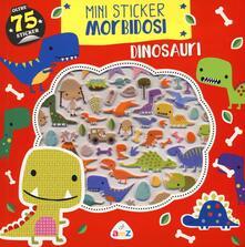 Dinosauri. Mini sticker morbidosi.pdf