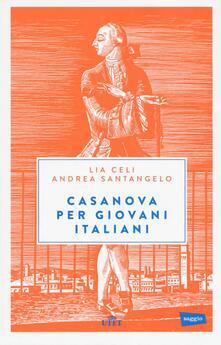 Squillogame.it Casanova per giovani italiani. Con e-book Image