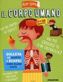 Tegliowinterrun.it Il corpo umano. Ediz. a colori Image