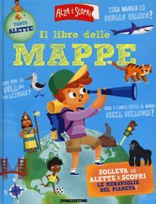 Il libro delle mappe. Ediz. a colori