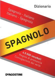 Squillogame.it Dizionario tascabile spagnolo Image