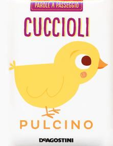 Filippodegasperi.it Cuccioli. Parole a passeggio. Ediz. a colori Image