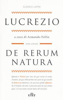 Birrafraitrulli.it De rerum natura. Testo latino a fronte. Con ebook Image