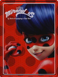 Miraculous. Le storie di Ladybug e Chat Noir. Con adesivi. Ediz. a colori. Con Poster.pdf