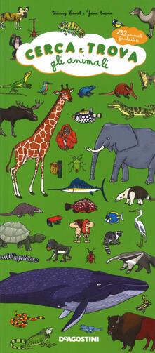 Tegliowinterrun.it Cerca e trova gli animali. 253 animali fantastici. Ediz. a colori Image