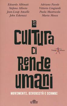 Antondemarirreguera.es La cultura ci rende umani. Movimenti, diversità e scambi. Con ebook Image