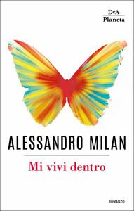 Mi vivi dentro - Alessandro Milan - copertina