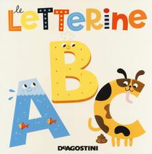 Lascalashepard.it Le letterine. Ediz. a colori Image
