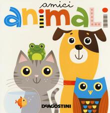 Tegliowinterrun.it Amici animali. Ediz. a colori Image