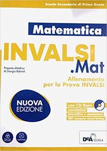 INVALSI.Mat. Per la Scuola media. Con CD-ROM.pdf