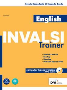Osteriacasadimare.it English INVALSI Trainer. Per le Scuole superiori. Con CD-Audio formato MP3 Image