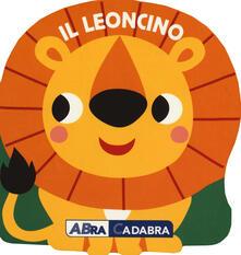 Equilibrifestival.it Il leoncino. Ediz. a colori Image