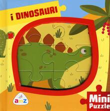 I dinosauri. Mini puzzle.pdf