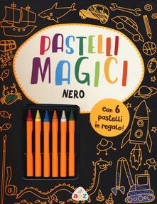 Camfeed.it Pastelli magici (nero). Con gadget Image