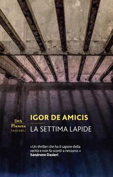 La settima lapide - Igor De Amicis - ebook