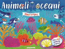 Cocktaillab.it Animali degli oceani. Ediz. a colori Image