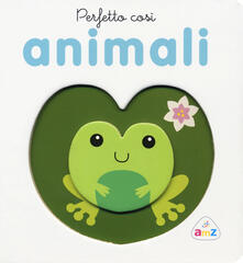 Winniearcher.com Perfetto così. Animali. Ediz. a colori Image
