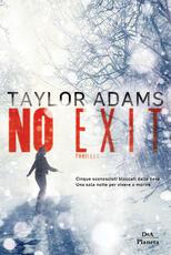Libro No exit Taylor Adams