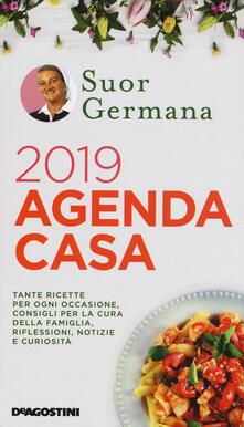 L' agenda casa di suor Germana 2019 - Germana (suor) - copertina