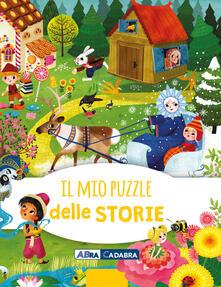 Teamforchildrenvicenza.it Il mio puzzle delle storie. Ediz. a colori. Con puzzle Image