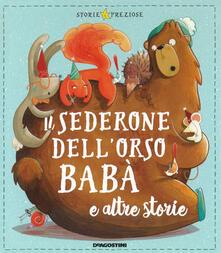 Milanospringparade.it Il sederone dell'orso Babà e altre storie Image